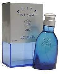 Giorgio Beverly Hills Ocean Dream by 100ml Edt Spray for Men