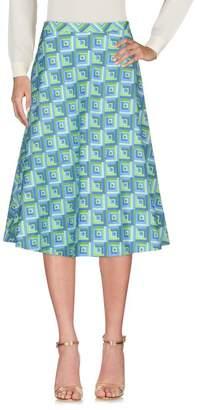 Bini Como 7分丈スカート