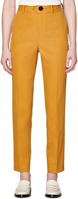 SUISTUDIO Lane Cotton Twill Trousers