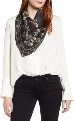 Ted Baker Pirroutte Square Silk Scarf