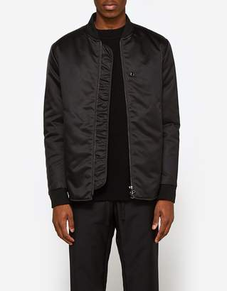 Acne Studios Mylon Matt Jacket in Black