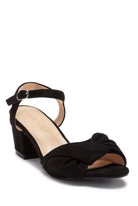 Chloé Chase & Anson Heeled Ankle Strap Sandal