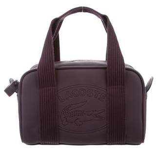 Pre Owned At Therealreal Lacoste Small Bowling Bag