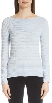 Emporio Armani Fancy Stitch Top
