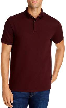 Giorgio Armani Regular Fit Polo Shirt