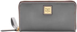 Dooney & Bourke Selleria Large Zip Around Wristlet