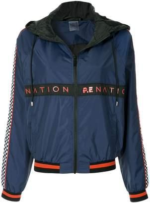 P.E Nation Intensity jacket