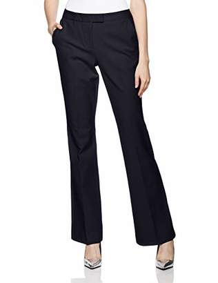 Reesa Rae Women's Smart Modern Fit Dress Pants