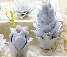Roost Porcelain Flower Vases