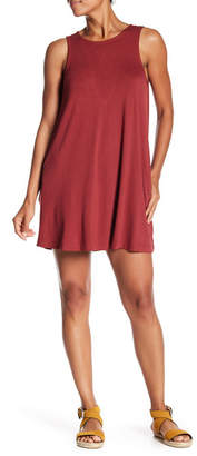 RVCA Tempted X-Strap Swing Dress