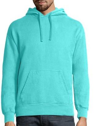 Hanes Men's ComfortWash Garment Dyed Fleece Hoodie Sweatshirt