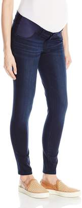 DL1961 Women's Plus Size Maternity Emma Power Legging Jean