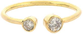 Adornia Fine 18K 0.40 Ct. Tw. Diamond Ring