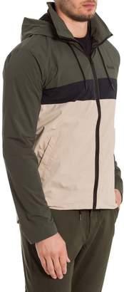 Bench Multicoloured Windbreaker Jacket