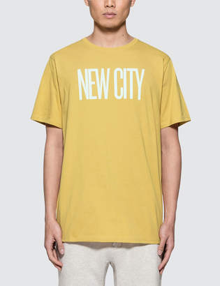 Saturdays NYC New City S/S T-Shirt