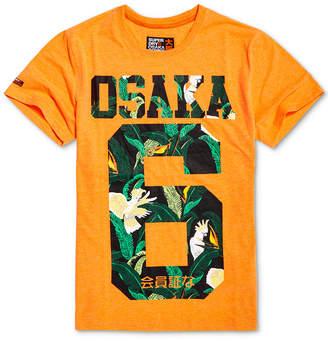 Superdry Men Osaka Mid-Weight Graphic T-Shirt