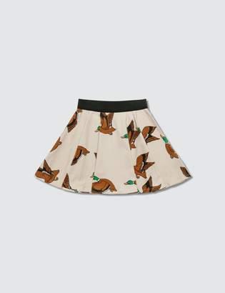 Mini Rodini Ducks Aop Skirt
