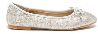 Sam Edelman 'Felicia' kids glitter ballet flats