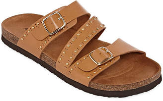 Arizona Perla Womens Footbed Sandals