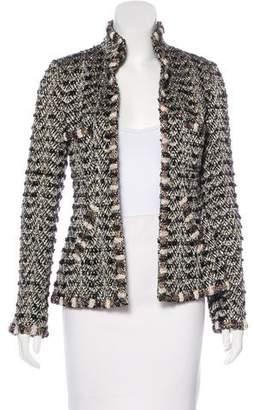 Chanel Paris-Bombay Metallic Jacket
