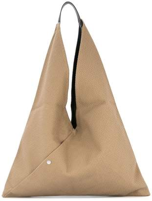 Cabas large Triangle tote