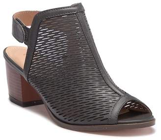 Chloé Chase & Tasha Perforated Bootie