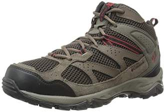 Columbia Men's Plains Ridge Mid Trail Shoe