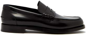 Burberry Bedmont penny leather loafers