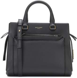 Saint Laurent Baby East Side leather tote