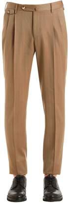 Pt01 18cm Wool Solaro Pants