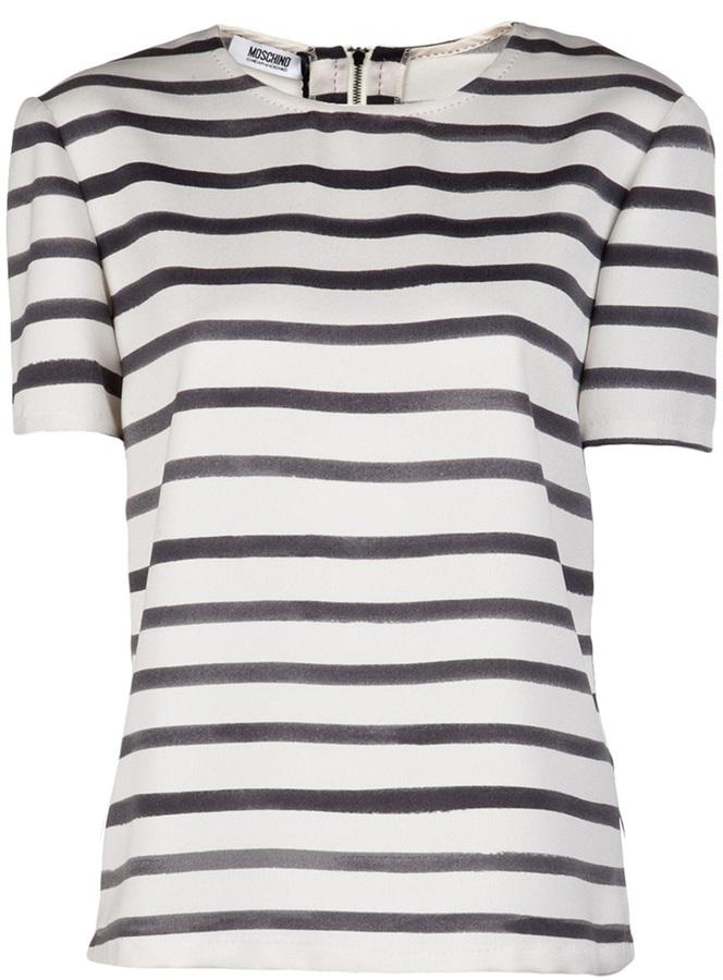 Moschino Cheap & Chic Stripe shirt