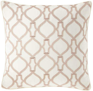 Jane Wilner Designs Samantha Trellis Pillow