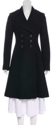 Alaia Wool & Cashmere Coat