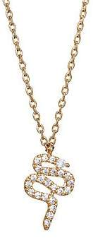 Jules Smith Designs Women's Serpentine Pendant Necklace