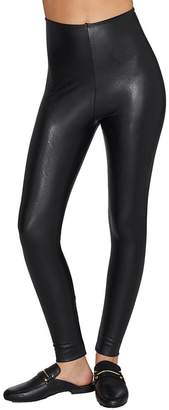 Commando Perfect Control Faux Leather Leggings, S