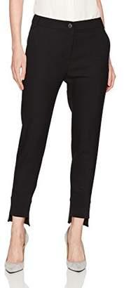 James Jeans Women's Bobbie Jogger with Hi-Lo Hem