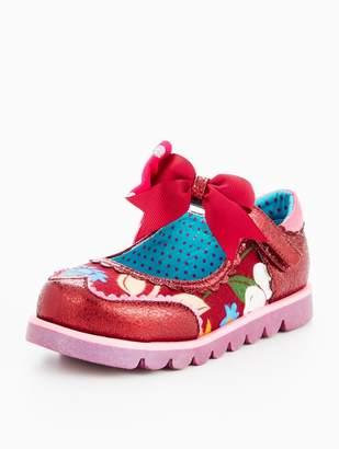 Irregular Choice Girls Dazzler Shoe
