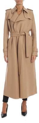 Harris Wharf London Double Layer Coat