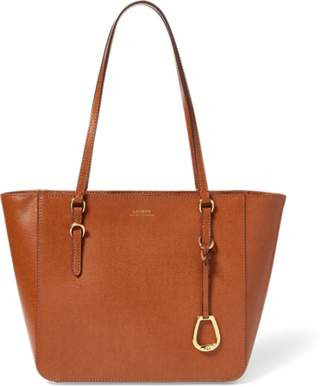 Ralph Lauren Leather Oxford Tote