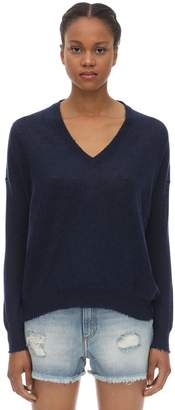 Zadig & Voltaire Cashmere Knit Cardigan Sweater