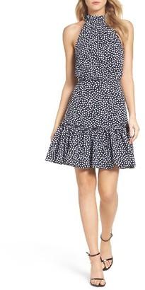 Women's Betsey Johnson Halter Dress $98 thestylecure.com