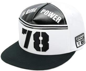 Plein Sport printed snapback hat