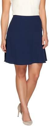 Sa By Seth Aaron SA by Seth Aaron Skater Skirt with Side Zipper