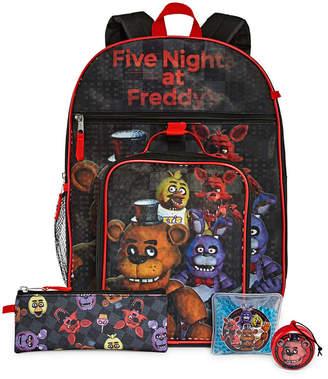 Novelty Licensed Five Nights at Freddys Backpack