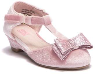 Harper Canyon Lil' Ruby Bow Dress Shoe (Toddler)