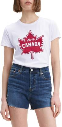 Levi's The Perfect Maple Leaf Tee