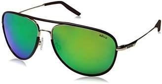 Revo Carlisle Polarized Aviator Sunglasses