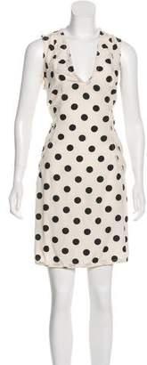 Marni Silk Mini Dress