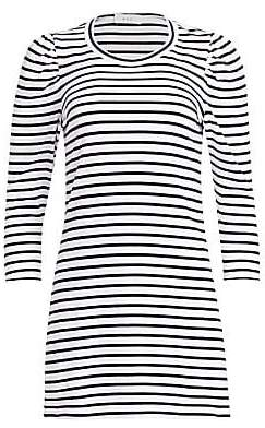 A.L.C. Women's Kidman Striped T-Shirt Dress