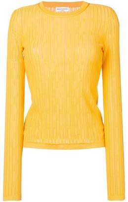 Sonia Rykiel slim-fit pullover